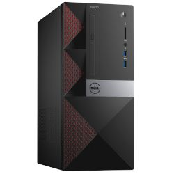 Dell Vostro 3668MT i3 Desktop (Intel Core i3 7100/4 GB/128 GB SSD//Intel HD Graphics)