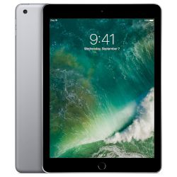 "Apple iPad Wifi 128GB Space Grey Tablet 9.7"" WiFi"