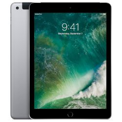 "Apple iPad 128GB Tablet 9.7"" 4G Space Gray"