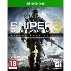 C.I. Games Sniper : Ghost Warrior 3  Season Pass Edition Xbox One