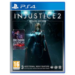 Warner Injustice 2 Deluxe Playstation 4