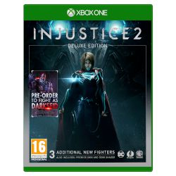 Warner Injustice 2 Deluxe Xbox One