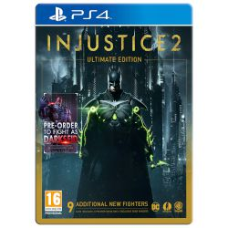 Warner Injustice 2 Ultimate Playstation 4
