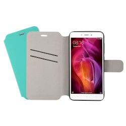 Θήκη Sentio Book Cover για Redmi 4X Mint Green