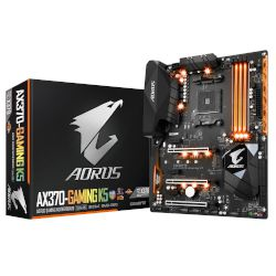 Gigabyte Motherboard Aorus AX370-Gaming K5 (X370/AM4/DDR4)