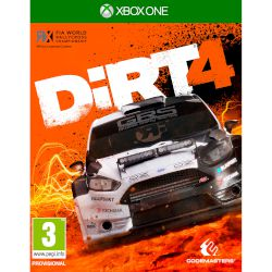 Codemasters Dirt 4 D1 Edition Xbox One
