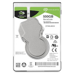 Seagate Barracuda Laptop HDD 500GB