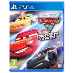 Warner Playstation 4Warner,Cars 3:Race To Win, Playstation 4