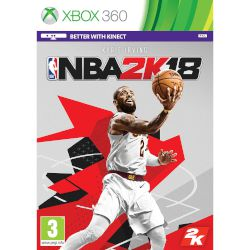Take2 Interactive NBA 2k18 XBOX 360