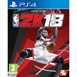 Take2 Interactive NBA 2k18 Shaq Legend Edition Playstation 4