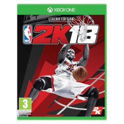 Take2 Interactive NBA 2k18 Shaq Legend Edition Xbox One