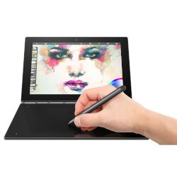 Lenovo Yoga Book με Windows 10 Pro Laptop (Atom x5 Z8550/4 GB/64 GB/Intel HD Graphics)