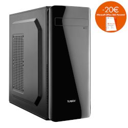 Turbo-X Sphere SK50 SSD Desktop (Intel Core i3 7100/4 GB/240 GB SSD//Intel HD 630)