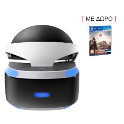 Sony VR Playstation + Farpoint PS4
