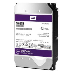 WD Purple Surveillance HDD 10TB