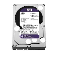 WD Purple Surveillance HDD 2TB