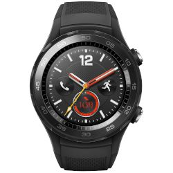 SmartWatch Huawei Watch 2 4G Carbon Black