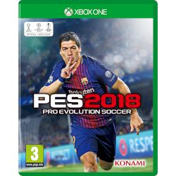 Konami Pro Evolution Soccer 2018 Xbox One