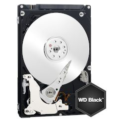 WD Black Edition Laptop HDD 1 TB