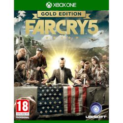 Ubisoft Far Cry 5 Gold Edition Xbox One
