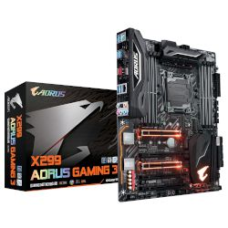 Gigabyte Motherboard X299 Aorus Gaming 3 (X299/2066/DDR4)