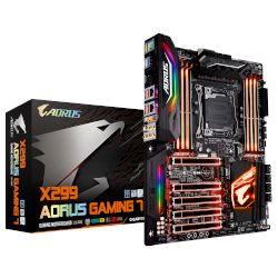 Gigabyte Motherboard X299 Aorus Gaming 7 (X299/2066/DDR4)