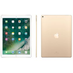 "Apple iPad Pro Tablet 12.9"" WiFi Gold"
