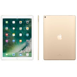 "Apple iPad Pro 12"" 256GB 4G Gold"