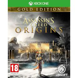 Ubisoft Assassins Creed Origins Gold Edition Xbox One