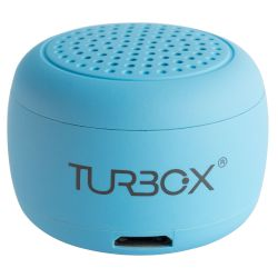 Turbo-X Ηχεία Bluetooth Turtle Μπλε