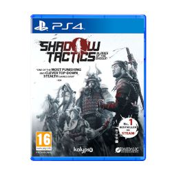Kalypso Shadow Tactics Blades Of The Shogun Playstation 4