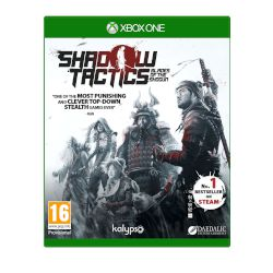 Kalypso Shadow Tactics : Blade Of The Shogun Xbox One