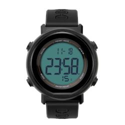 Turbo-X Sportwatch Tempus Sport Black