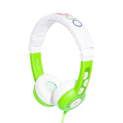 Headphones Buddy Travel Phone Πράσινο