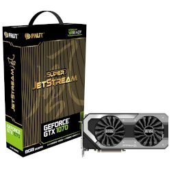 Palit VGA GeForce GTX 1070 Super Jet. 8G