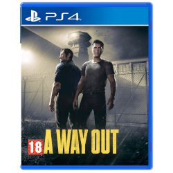EA A Way Out Playstation 4