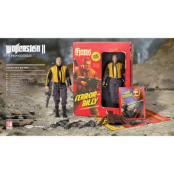 Bethesda Wolfenstein II : The New Colossus Collector s Edition PC