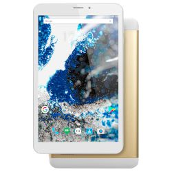 "Turbo-X Aqua (16GB) Tablet 8"" 3G Gold"