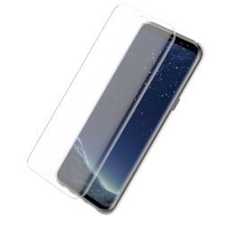 Otterbox Alpha Glass + Clearly Protective Skin for Galaxy S8+