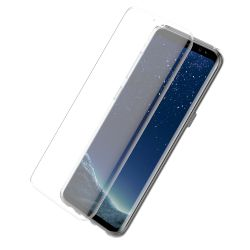 Otterbox Alpha Glass + Clearly Protective Skin for Galaxy S8