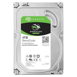 Seagate Barracuda Desktop HDD 4TB