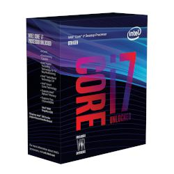 Intel CPU Core i7 8700K (1151/4.7 GHz/12 MB)
