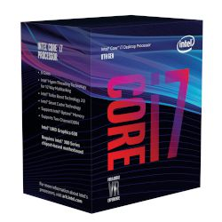 Intel CPU Core i7 8700 (1151/4.6 GHz/12 MB)