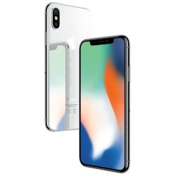 Apple iPhone X 64GB Silver 4G+ Smartphone