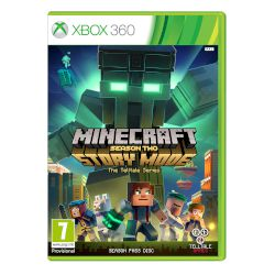 Tell Tale Minecraft Story Mode Season 2 - Season Pass XBOX 360