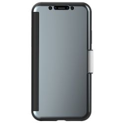 Θήκη moshi Clear View Cover για iPhone X Γκρι