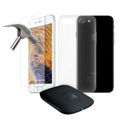 Puro Σετ Protect & Cable-Free για iPhone 8