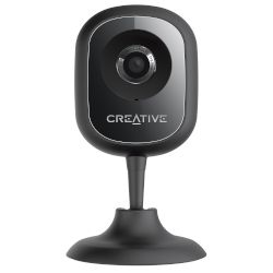 Creative Ασύρματη IP Camera LIVE! CAM Smart HD Black