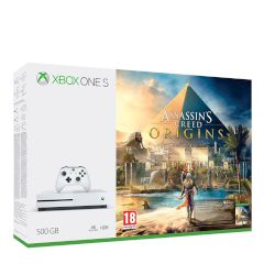 Microsoft Xbox ONE S 500 GB + Assassins Creed Origins