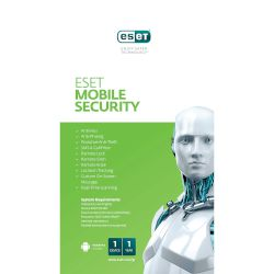 Eset Mobile Security 1 άδεια, 1 έτος